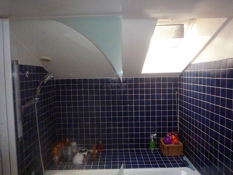 Salle de bain à Port-Marly Base 2