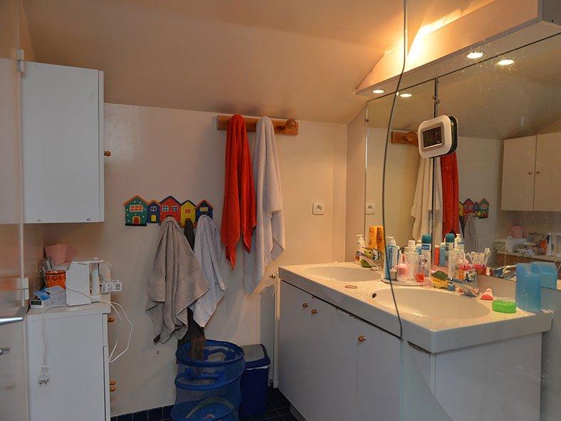 Salle de bain à Port-Marly Base 6