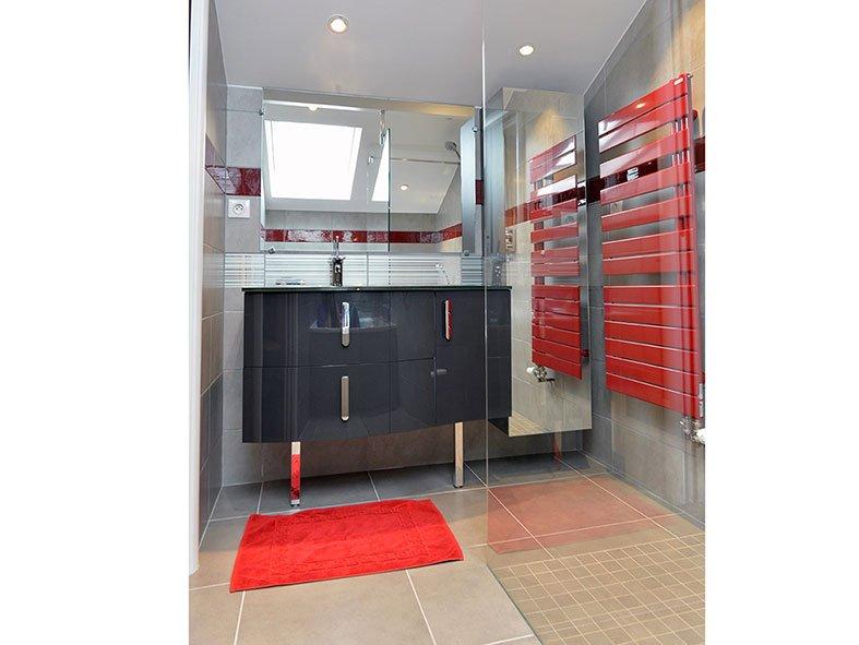 Salle de bain à Port-Marly Final 5